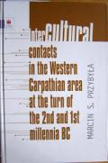 Intercultural contacts in the Western Carpathian area at the turn of the 2nd and 1st millenia BC